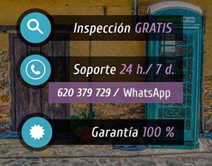 Contacto con empresa control de plagas en Barcelona